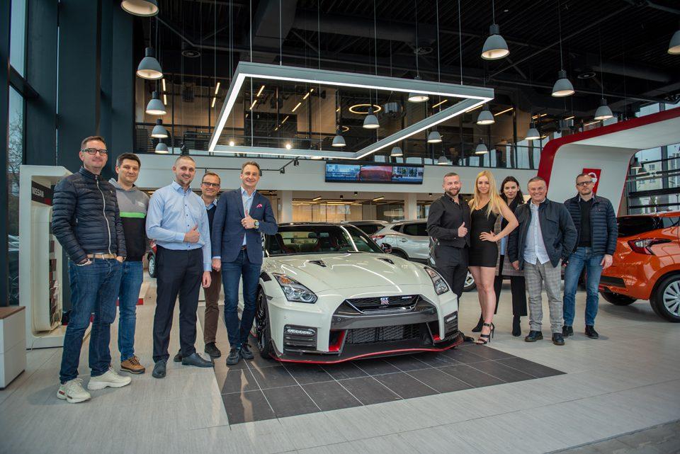 Premiera Nissana GT-R NISMO